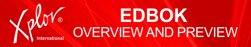 EDBOK Overview and Preview