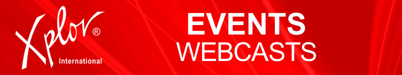 Events Webcasts